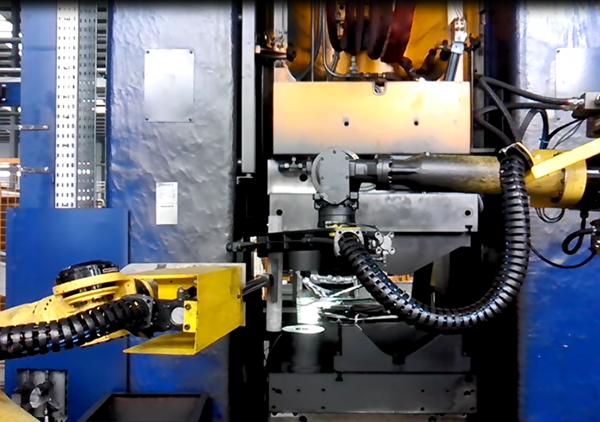 Automazione in Mongolia per la produzione di sfere di acciaio - VIDEO